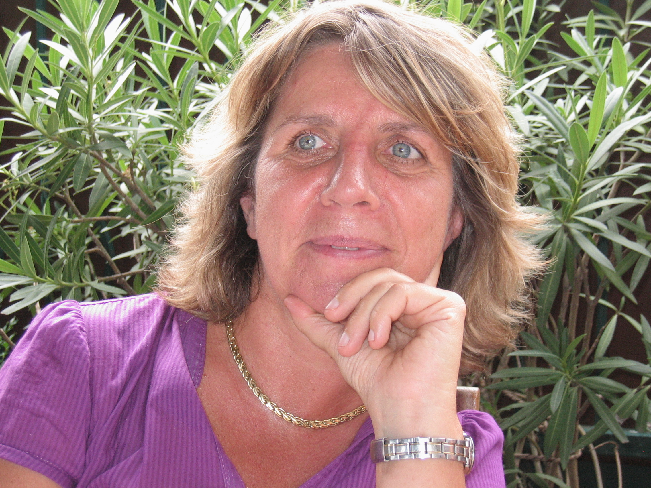 Pourquoi Maria-Paule Audegond a-t-elle adhéré à Biographicus ?